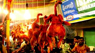 Vaibhav Dewan / BBC ne ya dauki hoton
