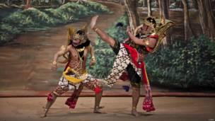 Wayang orang Sriwedari, Foto oleh Ulet Ifansasti/Getty Images