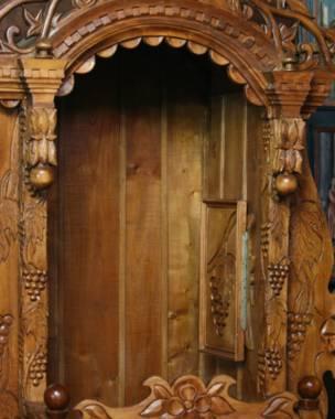 дерев'яні церкви