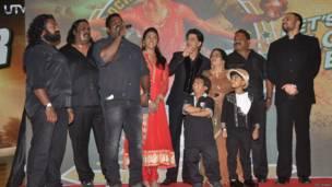 चेन्नई एक्सप्रेस, शाहरुख़ ख़ान