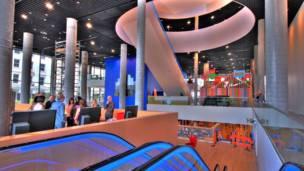Perpustakaan Birmingham, BBC