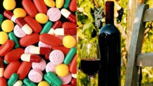 Resultado de imagen de Alcohol y antibióticos, ¿qué ocurre con esta mezcla?