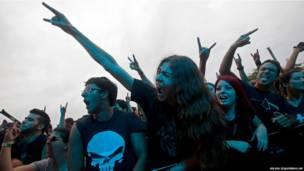 ब्राजील, बैंड, तस्वीरें