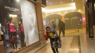 Tấn công khủng bố ở Kenya