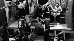 亚历山德拉宫的BBC摄影棚