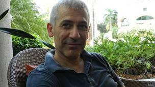José Ovejero, escritor español
