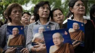 बैंकॉक, धर्म गुरु