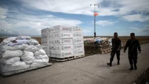 Bantuan untuk Filipina