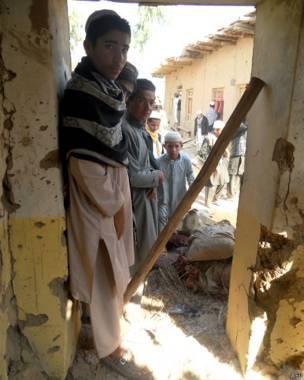Madrasah di Hangu, Pakistan