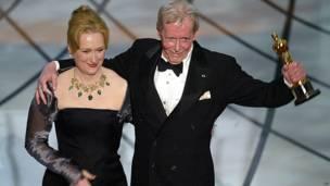 Con Meryl Streep