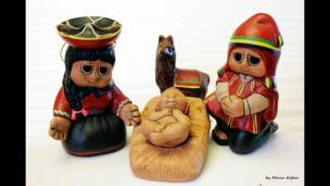 Foto de un lector de BBC Mundo por el tema Navidad