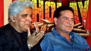 जावेद अख्तर और सलीम खान