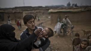 Wabah polio
