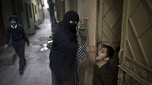 Vaksinasi polio
