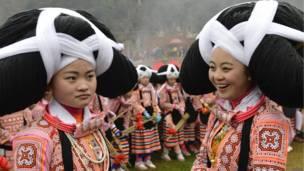 चीन का तियाओहुआ फ़ेस्टीवल