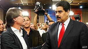 mendoza y Maduro