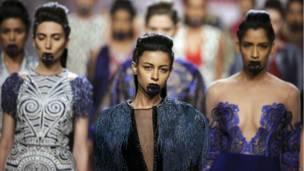 विल्स लाइफस्टाइल इंडिया फैशन वीक