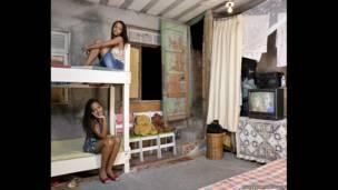 Gessiane and Jessica Tiago da Silva, 20