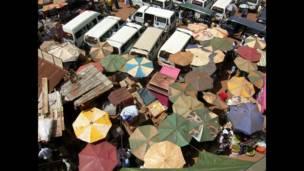 """Foto de un lector de BBC Mundo por el tema """"ángulos diferentes"""""""