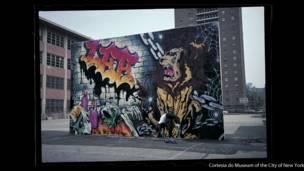 Historia del grafiti