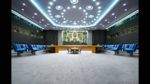 Consejo de Seguridad de la ONU en Nueva York  (Luca Zanier)