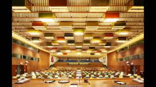 Consejo de Administración Fiduciaria de las Naciones Unidas, Nueva York, 2008 (Luca Zanier)
