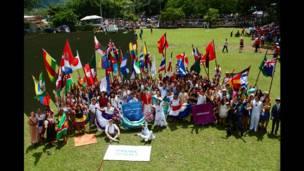 """Foto de un lector de BBC Mundo por el tema """"banderas"""""""