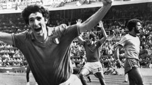 पावलो रोसी (1978, 1982- 9 गोल)