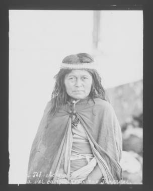 Esposa del cacique Inakayal