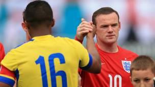 Antonio Valencia, Rooney