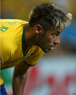Neymar Jr. Getty