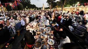 Ramadan di Turki