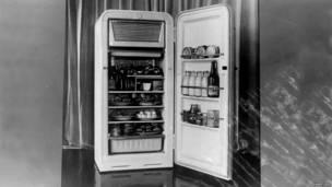Refrigeradora ZIL. Imagen: cortesía ZIL y GRAD