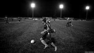 Partido del equipo amazónico (Daniel Rodrigues)