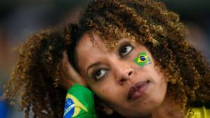 Derrota de Brasil ante Alemania