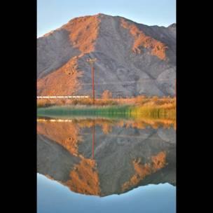 """Foto de un lector de BBC Mundo por el tema """"montañas"""""""