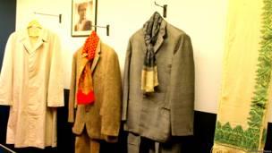 बिमल रॉय के कपड़े