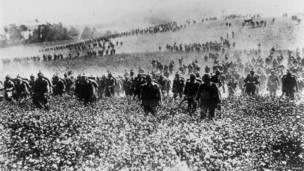 Tropas alemanas invaden Bélgica