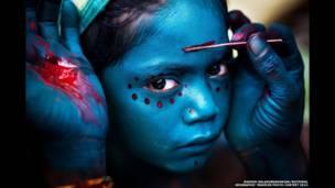"""""""Maquillaje Divino"""", de Mahesh Balasubramanian"""