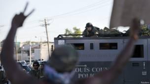 Ferguson, Misuri
