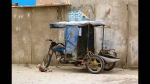 """Foto de un lector de BBC Mundo por el tema """"abandono"""""""
