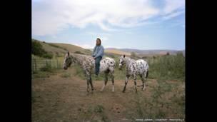 De Pueblos de caballo. Foto: Erika Larsen
