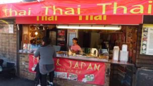 Restoran Thailand