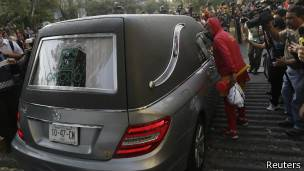 Funeral de Chespirito