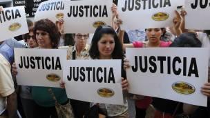 Miles de personas reclamaron justicia para que se esclarezca la muerte de Nisman.
