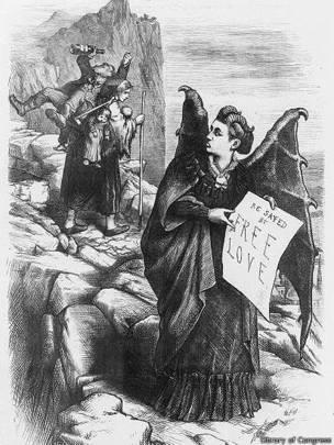 Caricatura, Libreria del Congreso