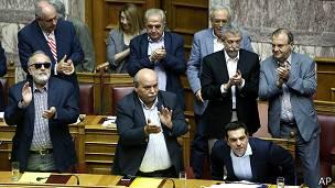 Congreso griego
