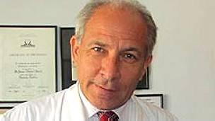 Dr. Javier Brahm, presidente de la Asociación Latinoamericana de Estudios de Hígado, ALEH