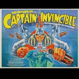 El regreso del capitán Invencible