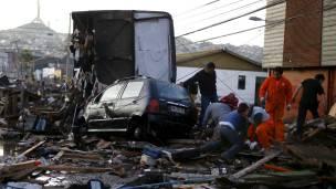 Daños del terremoto de septiembre